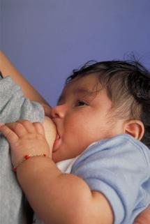 Prolonged breastfeeding may be linked to fewer behavior problems