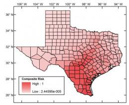 Chagas disease may be a threat in South Texas, says researcher