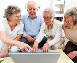 Social networking may prove key to overcoming isolation of older adults