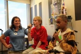 Music therapy helps patients cope with illness, regain health