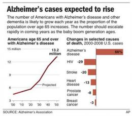 Alzheimer's debate: Test if you can't treat it? (AP)