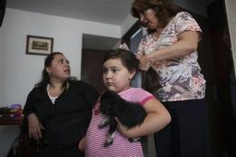 Mexico tackles epidemic of childhood obesity (AP)