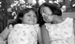 Nine years later, twins lead separate but unequal lives