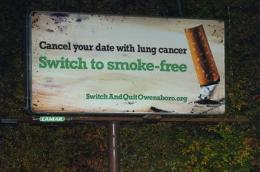 Program urges smokers switch to smokeless tobacco (AP)