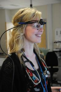 Surgeons perform better with eye movement training