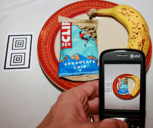 Smartphones monitor food portions for better nutrition