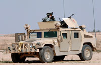 Study explores injury risk in military Humvee crashes