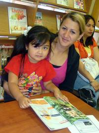 Survey shows program boosts Latino parents' child knowledge, confidence