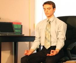 Mindful multitasking: Meditation first can calm stress, aid concentration