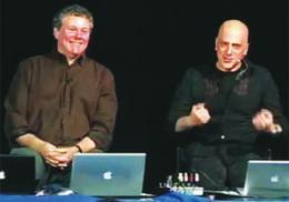 Neuroscientist David Sulzer turns brain waves into music