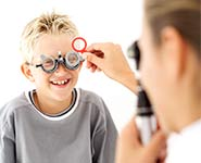 Playing outdoors looks good for children's eyesight