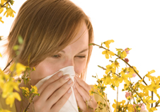 Preparing for seasonal allergies