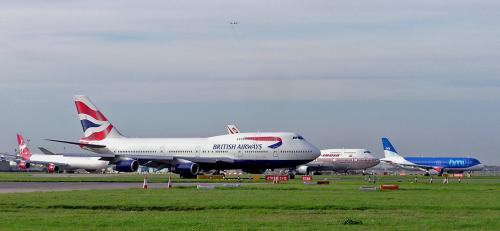 Researchers examine health impacts of more U.K. runways