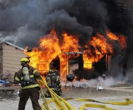 AP IMPACT: Meth fills hospitals with burn patients (AP)