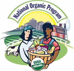 Attitudes to organic labels depend on consumers' values