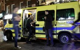 Britain bedeviled by binge drinking (AP)