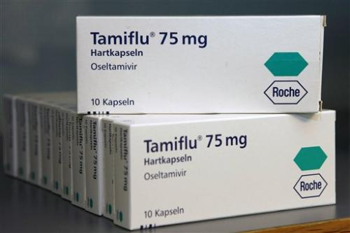 British medical journal slams Roche on Tamiflu