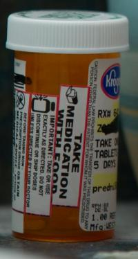 Changes needed for oft-ignored prescription warning labels