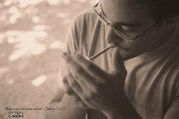 Childhood leukaemia study points to smoking fathers