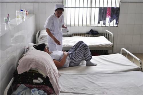China passes law to curb abuse of mental hospitals