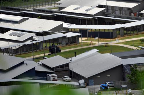 Christmas Island detention centre sees spike in demand for mental health services