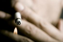 Cigarettes made from tobacco with less nicotine may help smokers quit