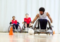 Disabled athletes face segregation in coaching researchers say