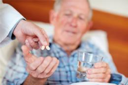 Education can reduce use of antipsychotic drugs in nursing home patients
