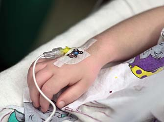 Epilepsy in children: Surgery can eliminate the need for medication