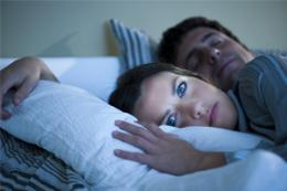Family matters when it comes to a good night's sleep