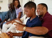 Fathers independently influence teen sexual behavior