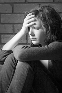 Few depressed college students receive adequate care