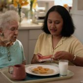 Home-based care teams offer help for those with dementia