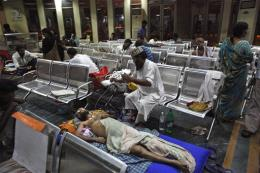 India's emergency care system in tatters