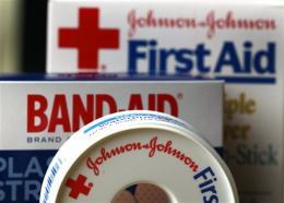 J&J Q3 net income drops 7 percent on higher costs