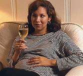 Many women still report drinking during pregnancy