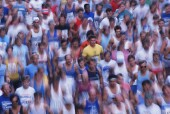 Marathons safe for aging boomers, study finds
