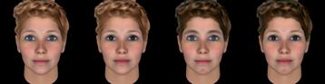 Men prefer women who look like them