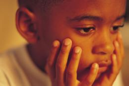 Mental health care disparities persist for black and latino children