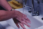 Not all docs/Nurses want to be asked about hand hygiene