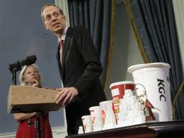 NY proposes ban on sale of oversized sodas