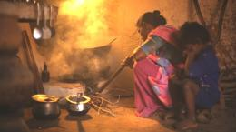 Open-fire cooking may affect child cognitive development