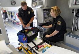 Paramedics turn to expired drugs due to shortages