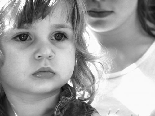 Preschool children at risk for stress after seeing domestic violence and another traumatic event