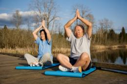 Reduced physical activity reduces life span