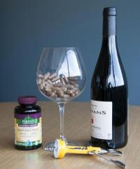 Resveratrol falls short in health benefits