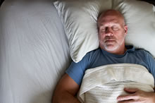Sleep improves memory in people with Parkinson's disease