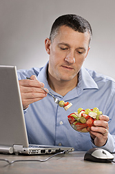 Snacking associated with increased calories, decreased nutrients