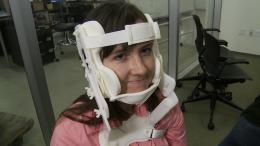 Students focus on creating a better cervical collar