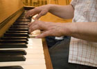 Tuning the brain: how piano tuning may cause changes to brain structure